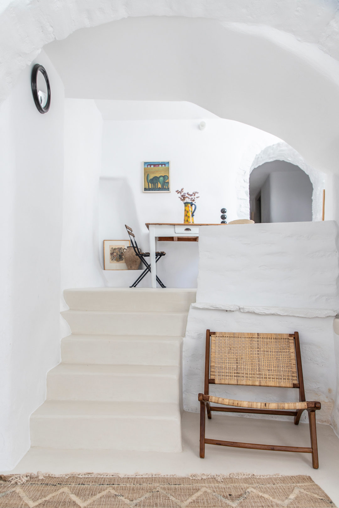 Ozon – Private house in Tinos