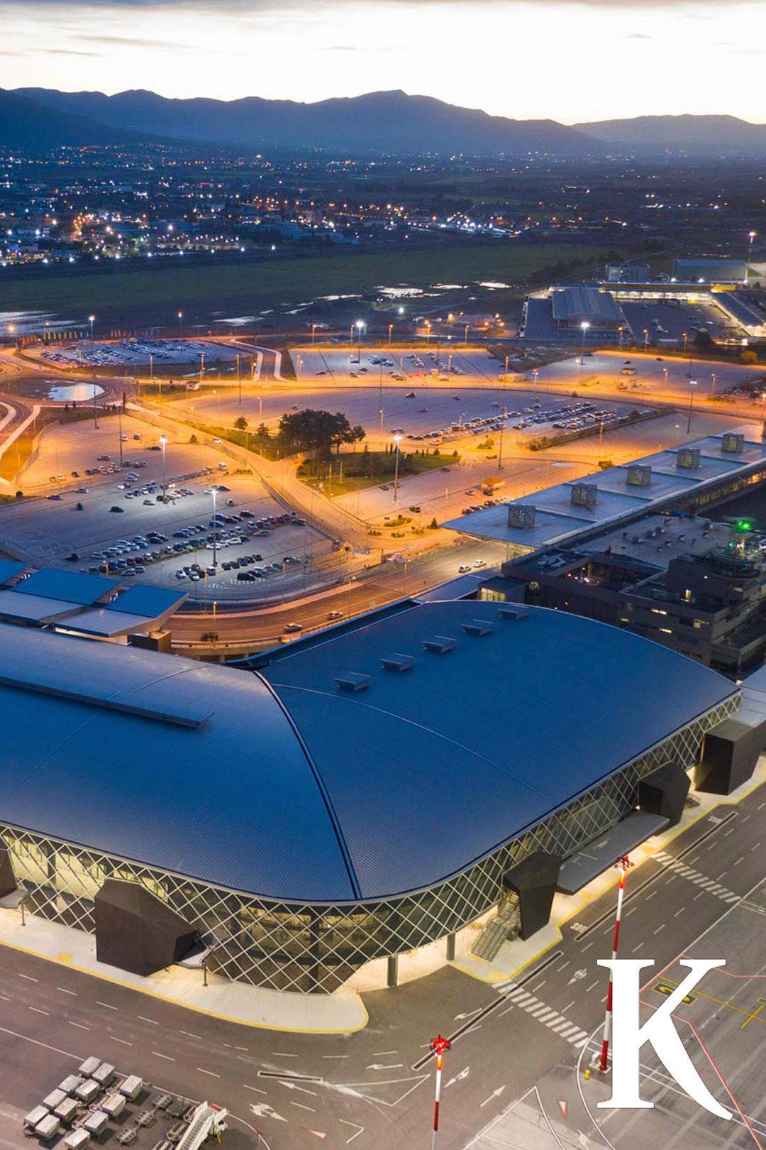 """K"" Kathimerini – SKG Airport Makedonia"