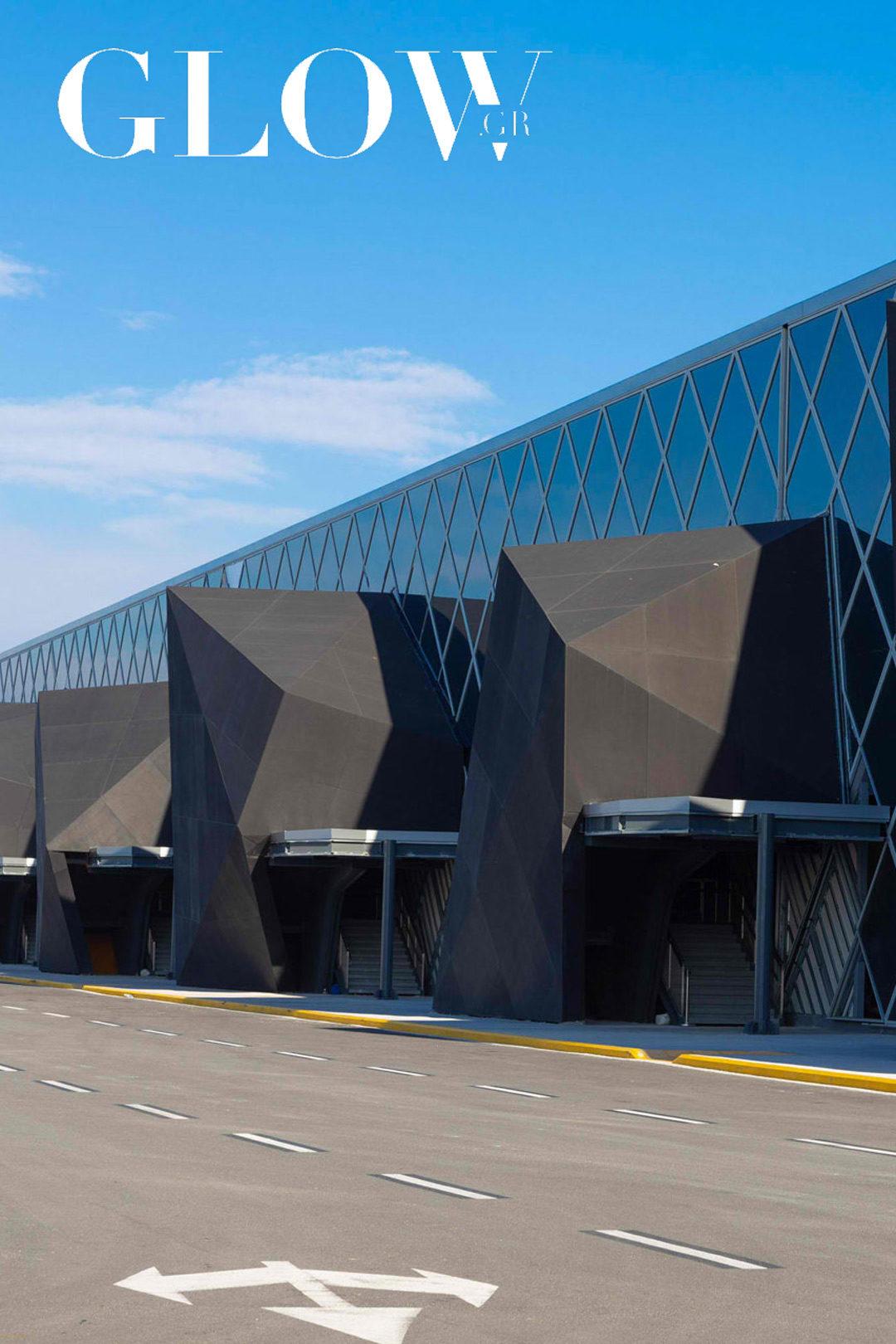 """Glow Magazine – SKG Airport """"Makedonia"""""""